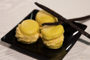 Macarons alla vaniglia
